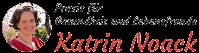 Katrin Noack – Praxis für Gesundheit und Lebensfreude Logo